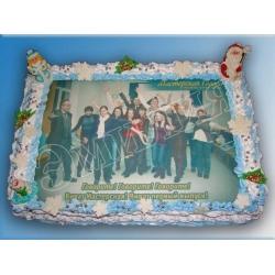 Торт корпоративный №57