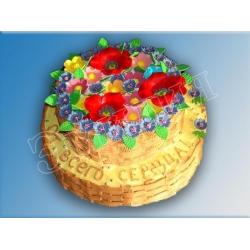 Торт на день рождения №27
