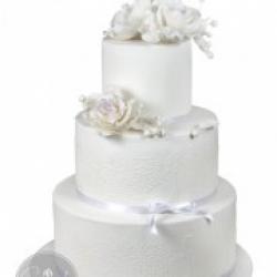 Торт свадебный Классика - 580 грн./кг.: заказать, доставка