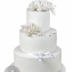 Торт свадебный Классика - 580 грн./кг.