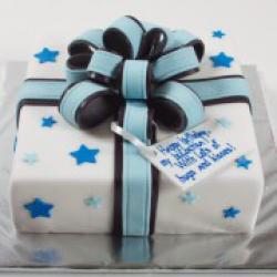 Торт праздничный Презент - 500 грн/кг
