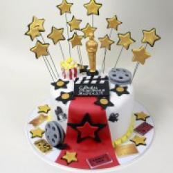 Торт праздничный Оскар - 580 грн./кг.