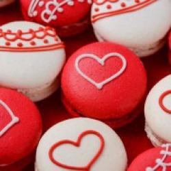 Макаруны Это любовь - 25 грн./шт.