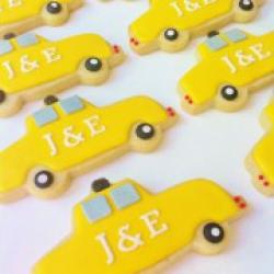 Желтые машинки - 45 грн/шт.