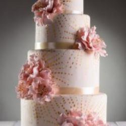 Торт свадебный Мерцание - 550 грн./кг.: заказать, доставка