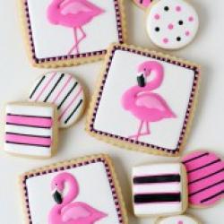 Розовый фламинго - 45 грн/шт.