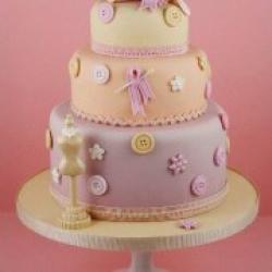 Торт праздничный Швейные дела - 530 грн/кг