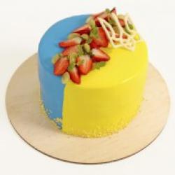 Торт праздничный Україно - 530 грн./кг.