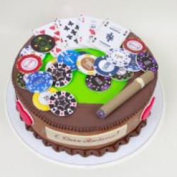 Торт праздничный Азарт - 550 грн./кг.