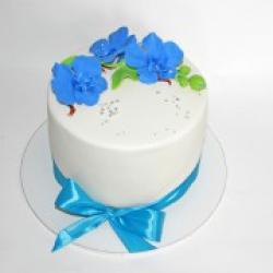 Торт праздничный Лазурь - 500 грн./кг.