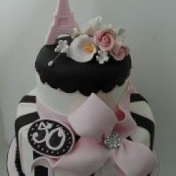 Торт праздничный Паризьен - 530 грн/кг