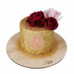 Торт праздничный Золотой век - 600 грн./кг.