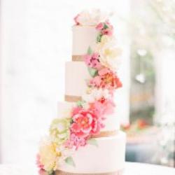 Торт свадебный Яркость красок - 600 грн/кг: заказать, доставка