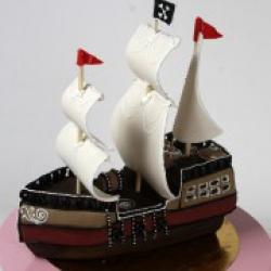 Корабль пиратов - 550 грн./кг.