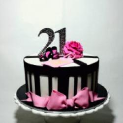 Торт праздничный Всегда 21 - 530 грн/кг
