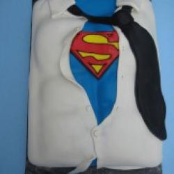 Торт праздничный Superman - 530 грн/кг