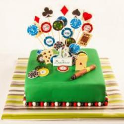Торт праздничный Казино - 550 грн/кг