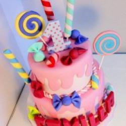 Праздничный торт - 550 грн/кг