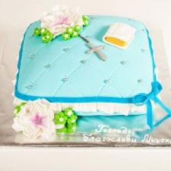 Торт праздничный Крещение - 530 грн/кг