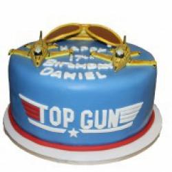 Торт праздничный Авиатор - 530 грн./кг.