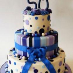 Торт праздничный Праздничное настроение - 530 грн/кг