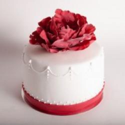 Торт праздничный Бордо - 500 грн/кг