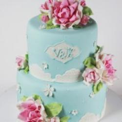 Торт свадебный Небеса - 550 грн/кг: заказать, доставка