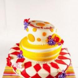 Торт праздничный Страна чудес - 530 грн/кг