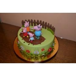Детский торт 72