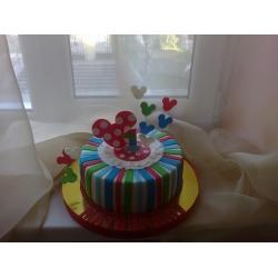 Детский торт 49