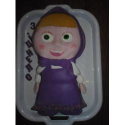 Детский торт 56