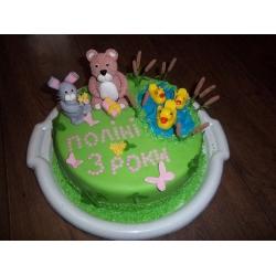 Детский торт 26