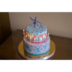 Детский торт 73