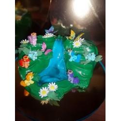 Детский торт 16