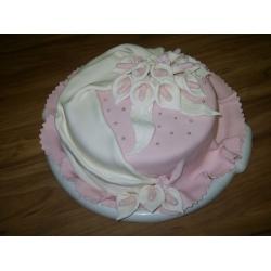 Праздничный и юбилейный торт 35