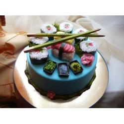 Праздничный и юбилейный торт 3