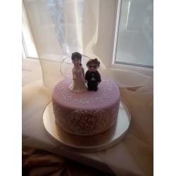 Праздничный и юбилейный торт 18