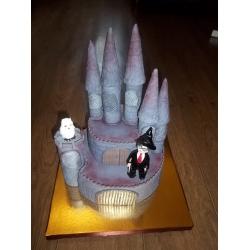 Детский торт 3