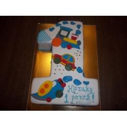 Детский торт 50