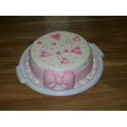 Свадебный торт 19: заказать, доставка