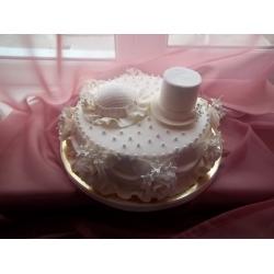 Свадебный торт 9: заказать, доставка