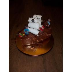 Детский торт 48