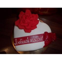 Праздничный и юбилейный торт 37