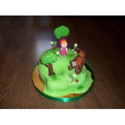 Детский торт 11