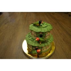 Праздничный и юбилейный торт 2