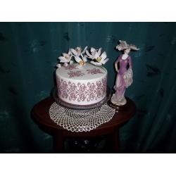 Праздничный и юбилейный торт 6