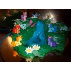 Детский торт 15