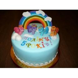 Детский торт 1