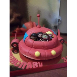 Детский торт 27