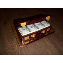Праздничный и юбилейный торт 10